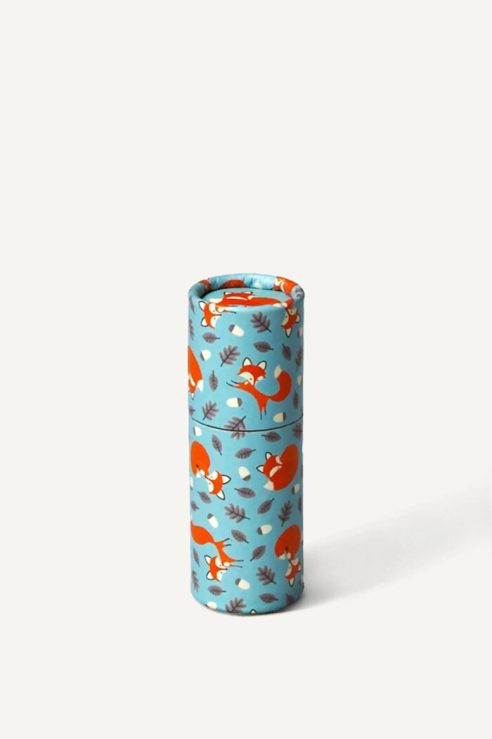 """crayons de couleurs """"rusty the fox"""" avec étui"""