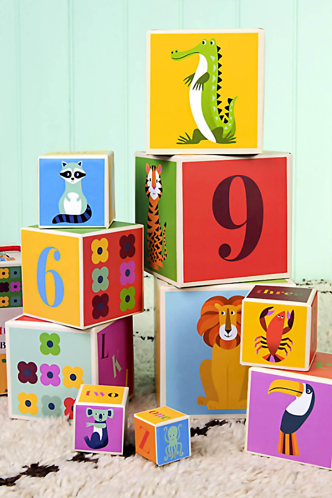 ensemble blocs alphabet