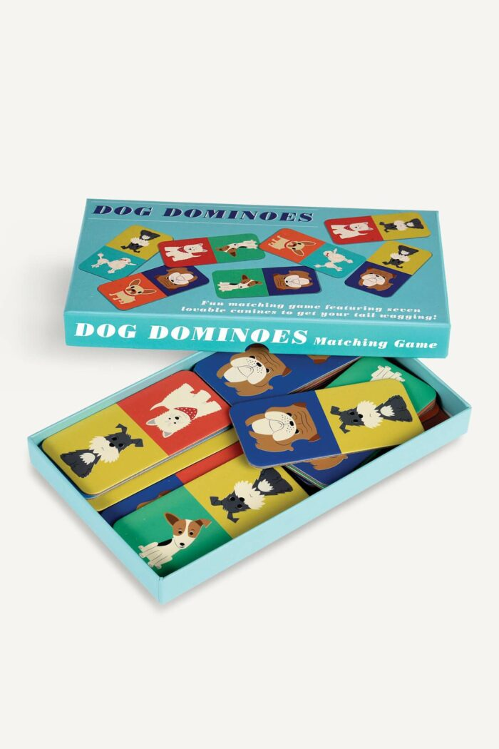 jeu de dominos enfant