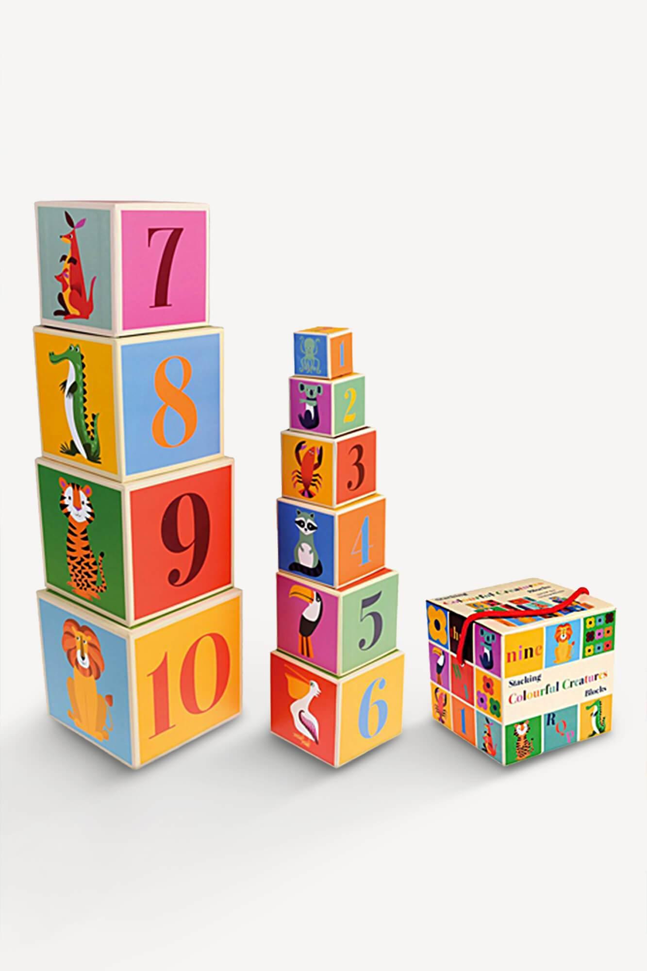 Blocs alphabet